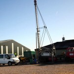 120M DEEP BOREHOLE AT TOWERLANDS EQUESTRIAN