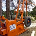 Dando Drilling Rig