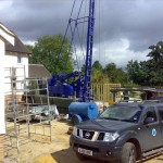 GEOTHERMAL-BOREHOLE-OPEN-LOOPDUNMOW-ESSEX