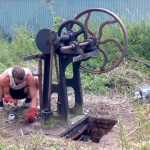 REMOVING-OLD-WELL-PUMP